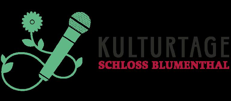 Kulturtage Schloss Blumenthal
